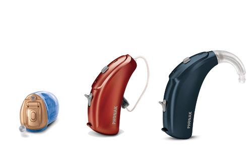 Phonak 補聴器 レンタル