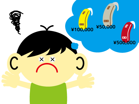 補聴器 買い替え 値段 わからない