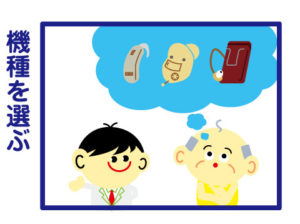 補聴器 選び方