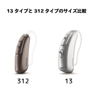 オーデオb サイズ比較