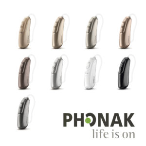 phonak audeo color