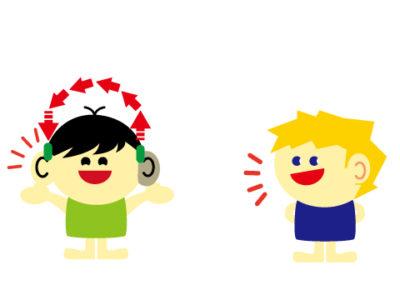 クロス補聴器 両耳 a1