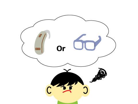 クロス 骨伝導 補聴器 a1