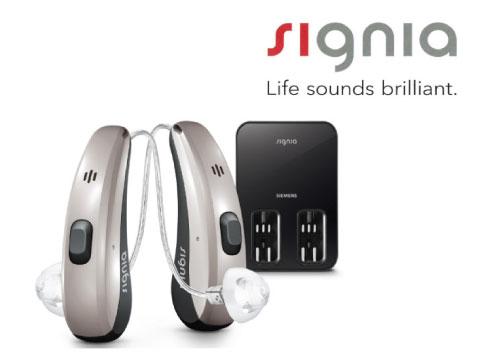 シグニア 充電補聴器 a1