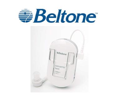 ベルトーン 補聴器 箱型