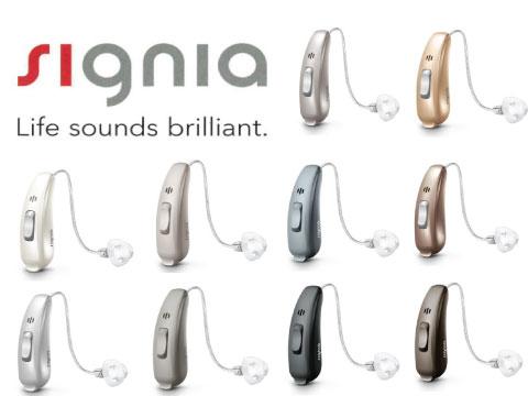 シグニア クロス補聴器 カラー