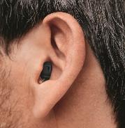補聴器 IIC 見た目