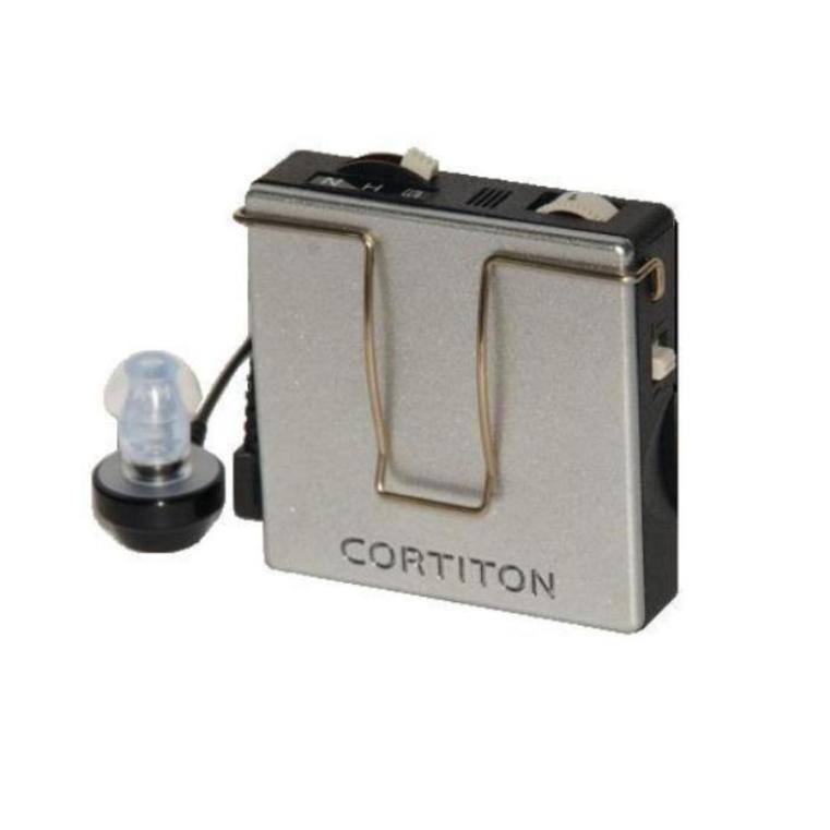 コルチトーン 簡易補聴器 ポケット型