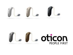 oticon siya color