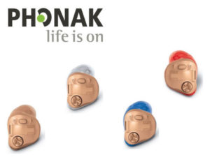 phonak color