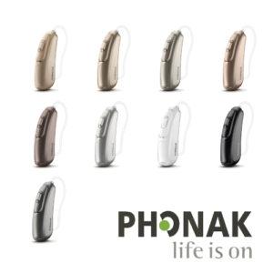 phonak color