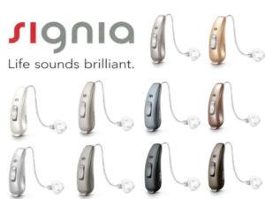 シグニア 補聴器 カラー