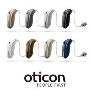 oticon opn カラー