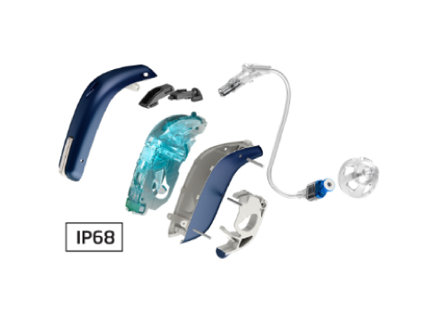 オーティコン 補聴器 防水