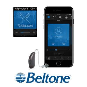 30代に人気の補聴器 アメイズ9 アプリケーション
