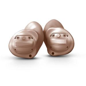 30代に選ばれている補聴器 ITE