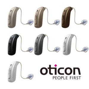 30代に人気の補聴器 オープンS2 カラーチャート