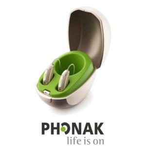 フォナック補聴器 オーデオM 充電ケース