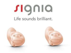 シグニア 耳あな型 ワイヤレス