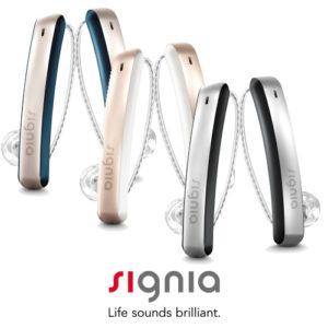 シグニア補聴器 スタイレットコネクト カラーチャート